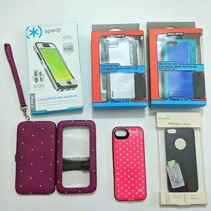 Iphone 5 Phone Case Bundle (6)